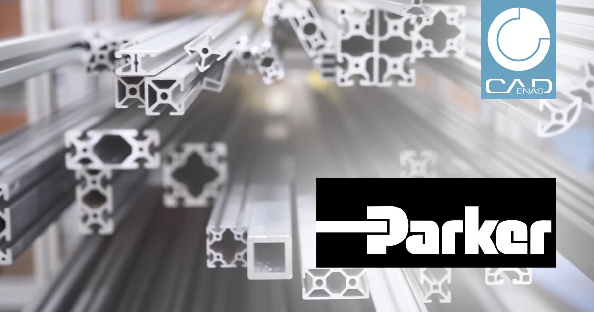 CADENASの技術をベースとしたT-Slotアルミニウムプロファイル向け製品コンフィグレーター